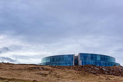 Architecture meets landscape, Torshavn