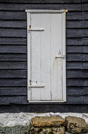 Door of Wooden Church