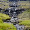 Waterfall Near Saksun