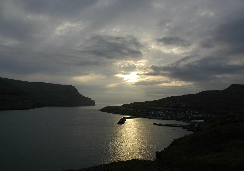 Sundini, near Eiði