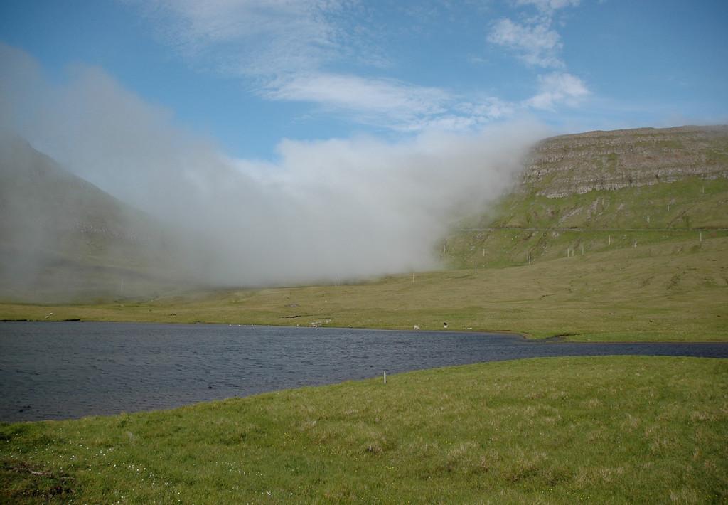 near Famjin, Suðuroy