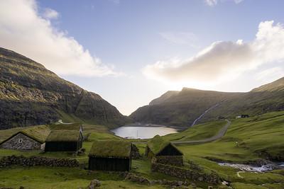 Saksun - Streymoy - Faroe Islands