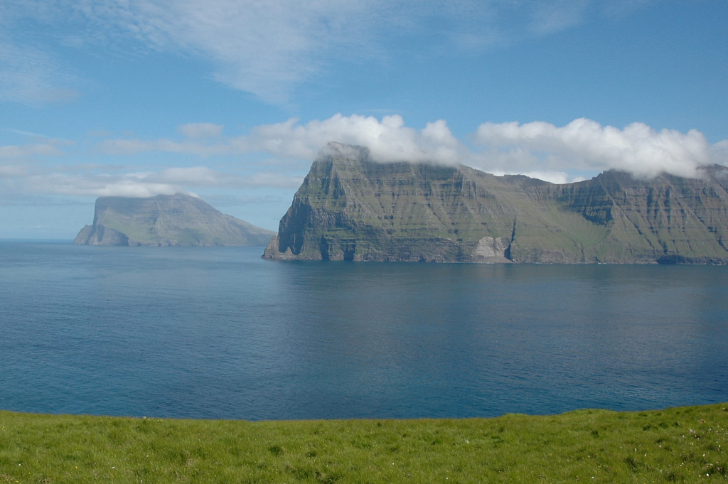 view from Kalsoy