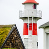 Lighthouse in Thorshaven