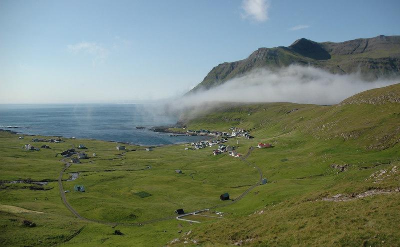 Famjin, Suðuroy