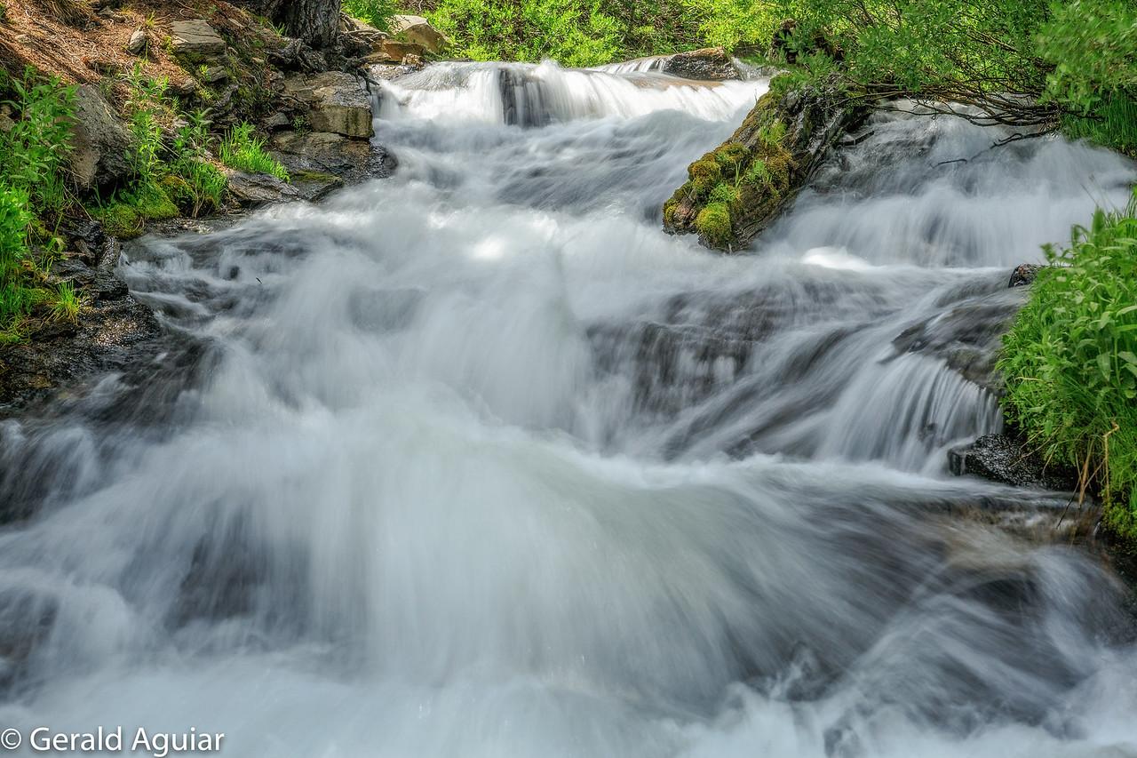 Log Jam - Kings Creek