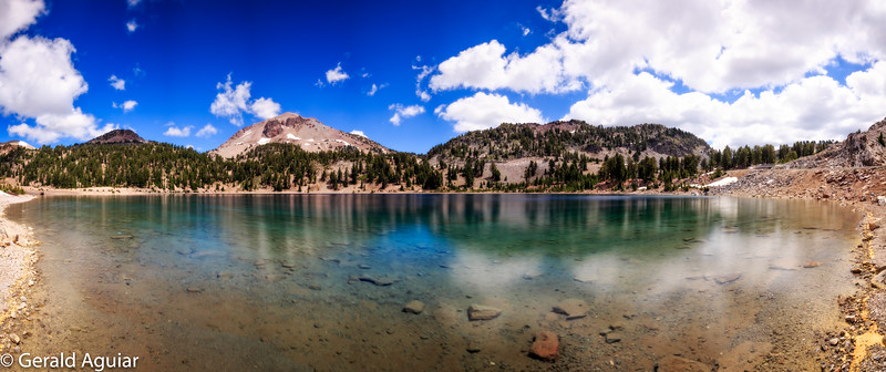 Lake Helen Panorama