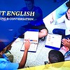 Going to class on teaching English