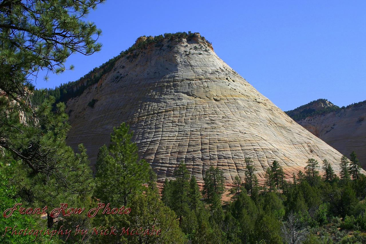 Checkerboard Mesa<br /> Utah