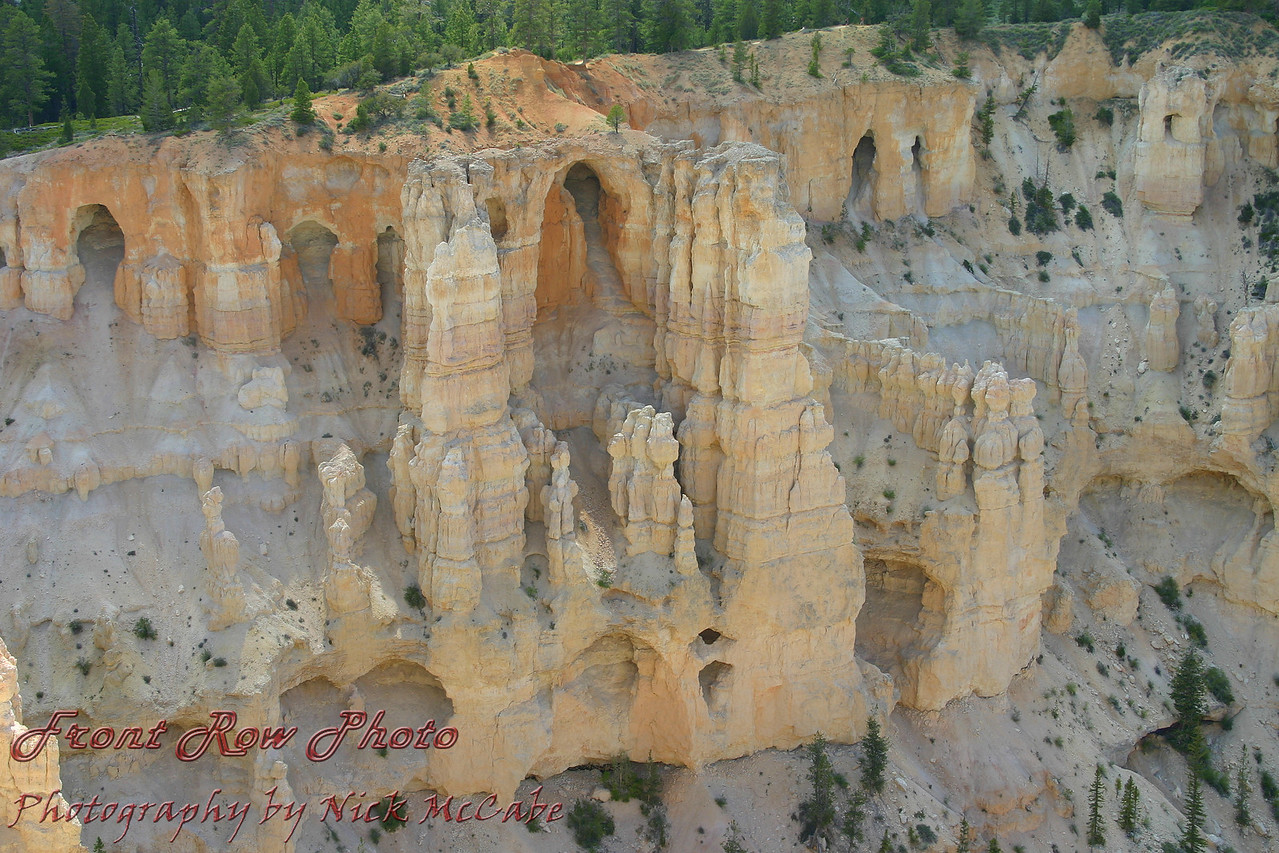Cathedral<br /> Bryce Canyon