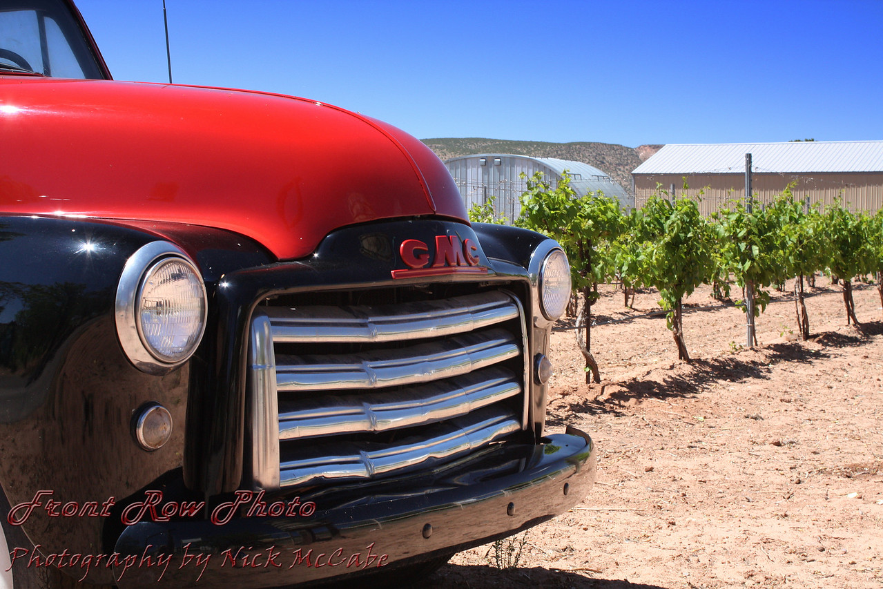 Ponderosa Valley Vineyard and Winery, New Mexico