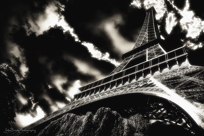 Eiffel Tower Paris  - JohnBrody.com / John Brody Photography