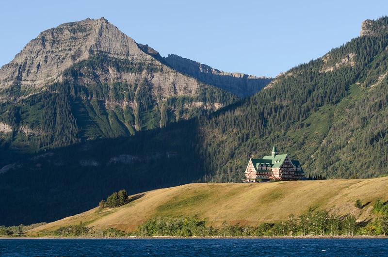 Prince of Wales Hotel, Alberta, Canada
