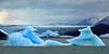 Upsala Glacier and icebergs