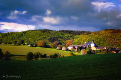 Small Village in the German Countryside  - JohnBrody.com / John Brody Photography