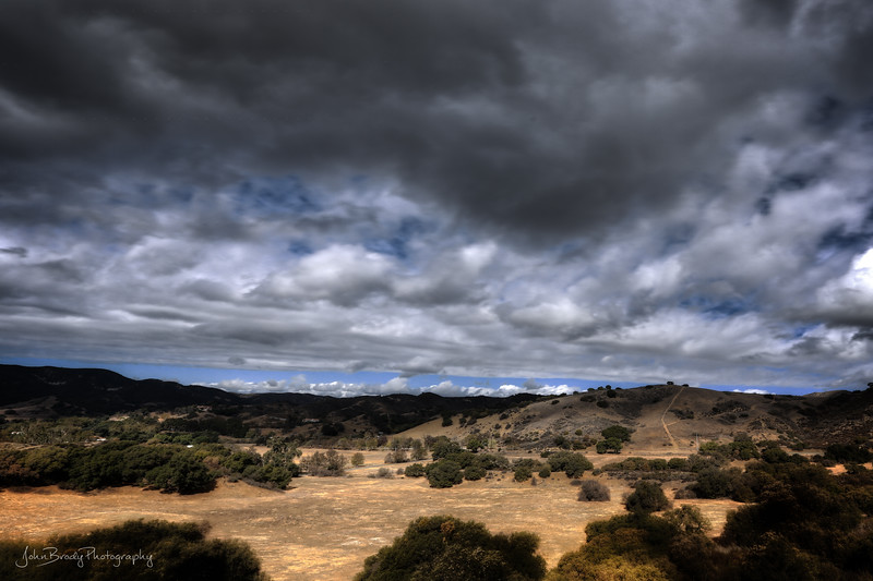 "Ranch land near Calabasas. California. Former Home of the Chumash ""Indians"" - JohnBrody.com / John Brody Photography"