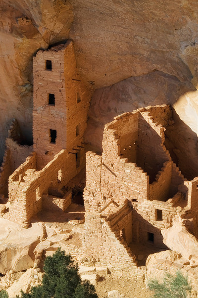 Square Tower House, Mesa Verde Nat'l Park