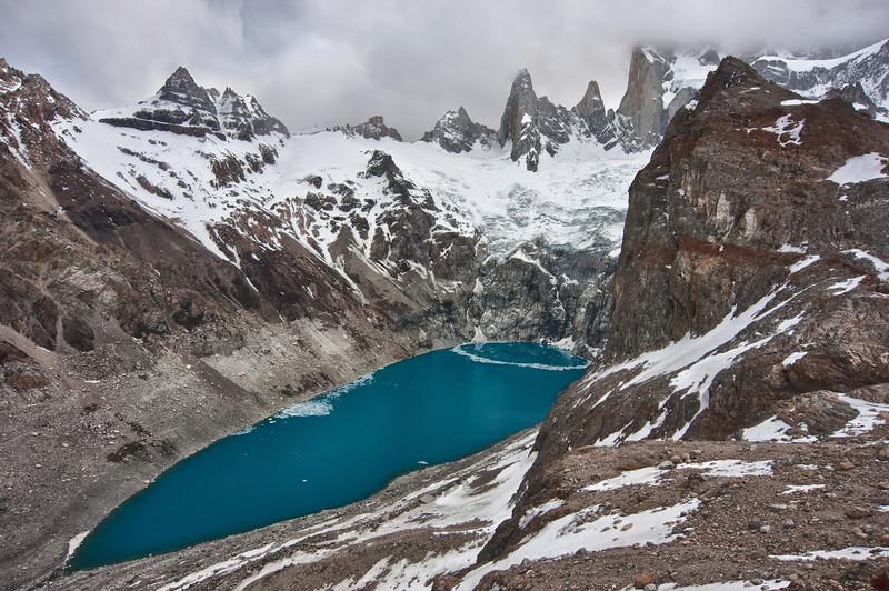 Lago Sucia, Argentina