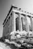 Parthenon.  Athens, Greece