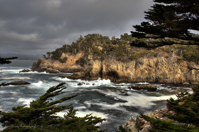 Point Lobos California  - JohnBrody.com / John Brody Photography