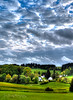 Countryside in Belgium near the Spa / Francorchamps Formula 1 Racetrack. I shot this after doing some laps at the racetrack in my rented BMW 5 series... That was a day packed with adrenaline. Good times :)   -   John Brody Photography