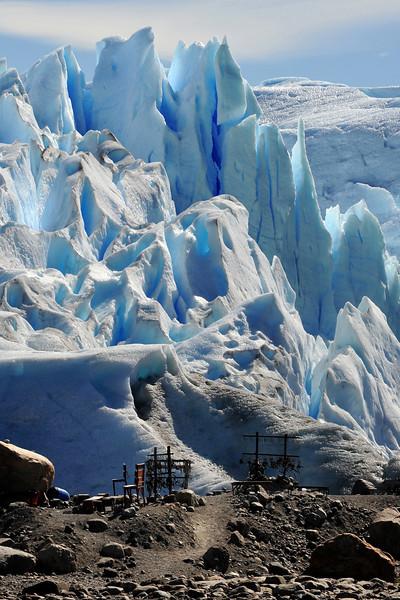 Crampons Stand and Ice, Perito Moreno