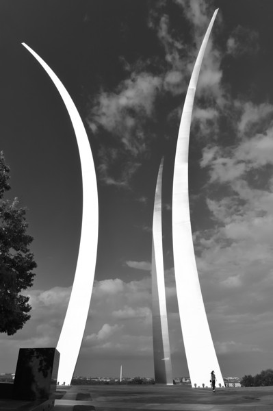 Air Force Memorial, Washington DC