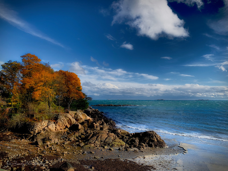 A cove from my latest trip, this one near Endicott College in Massachusetts  -  John Brody Photography - JohnBrody.com - JohnBrodyPhotography.com