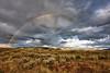 Rainbow, Grand Teton Nat'l Park, Wyoming