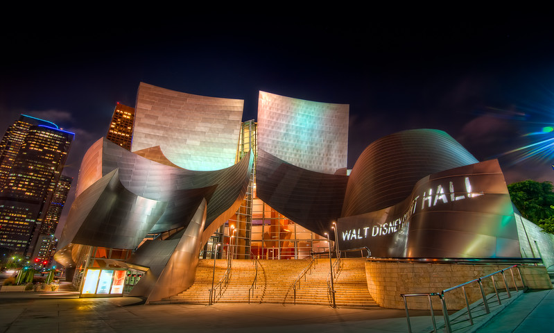 Closing Time at the Disney Hall