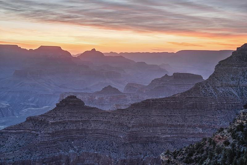Grandview, Grand Canyon