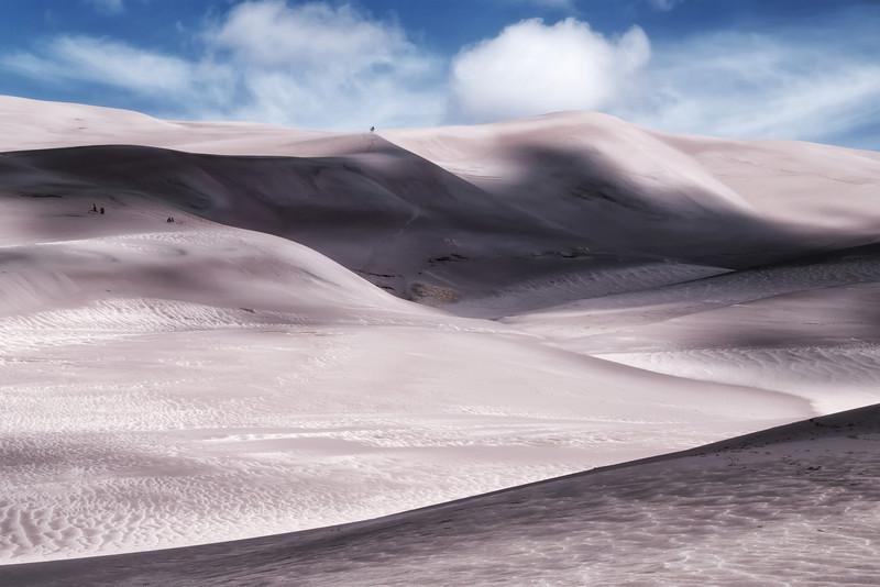 Great Sand Dunes Nat'l Monument, Colorado