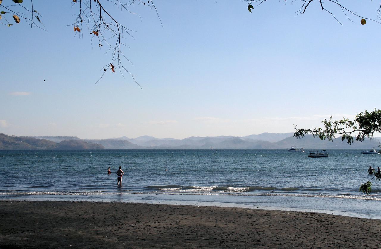 The beach at the resort (Manzanillo Beach)<br /> <br /> La playa en el resort (Playa Manzanillo)