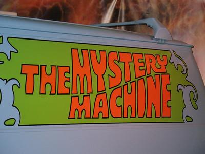 February 2008 California Trip - Warner Brothers Visit