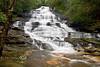 Mini Ha Ha Waterfall in Norhtern Georgia