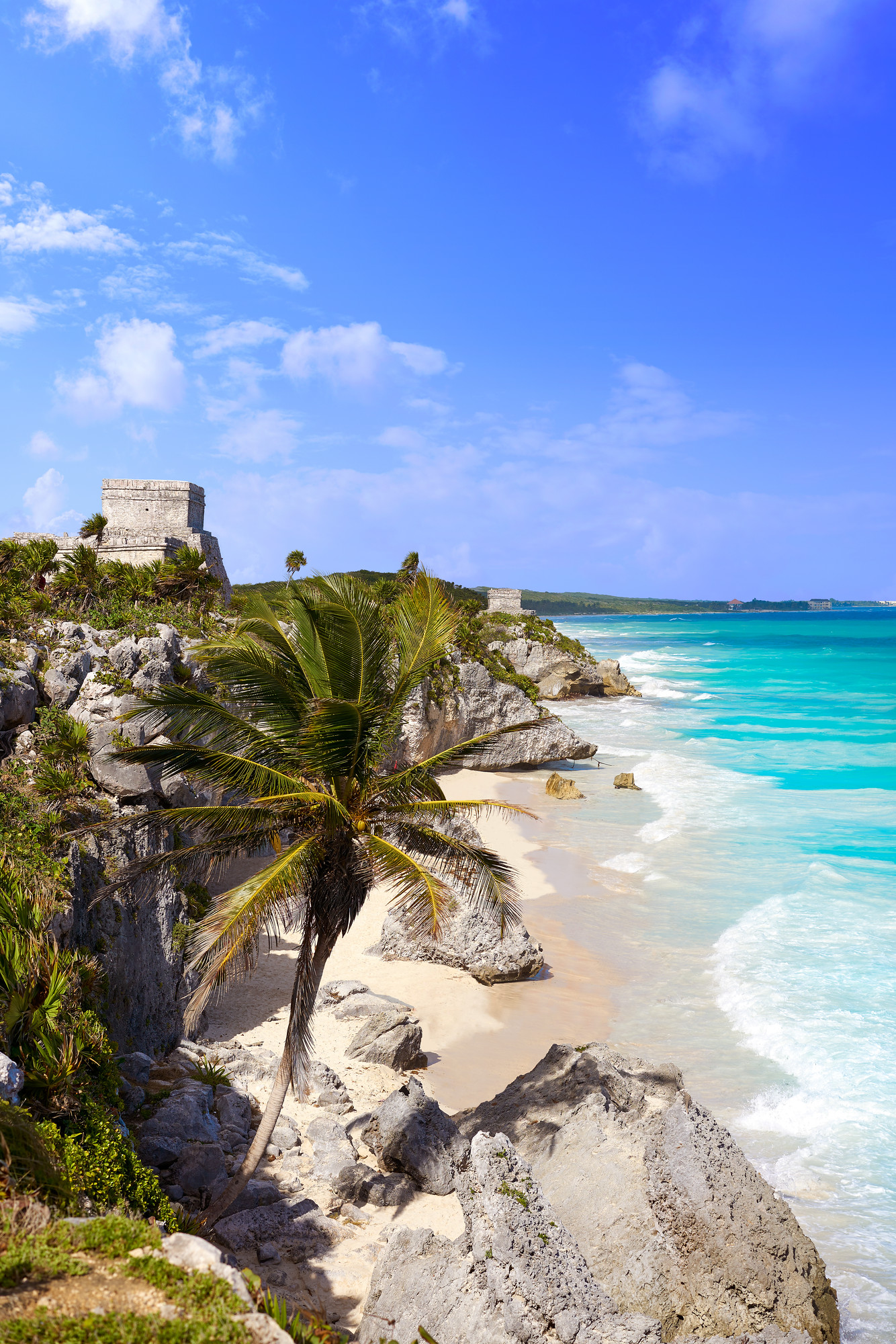 Tulum is just an hour from Felipe Carrillo Puerto, the city is for travelers who want an authentic experience in the Riviera Maya.