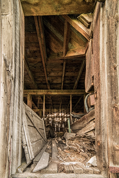 Barn Inside 1