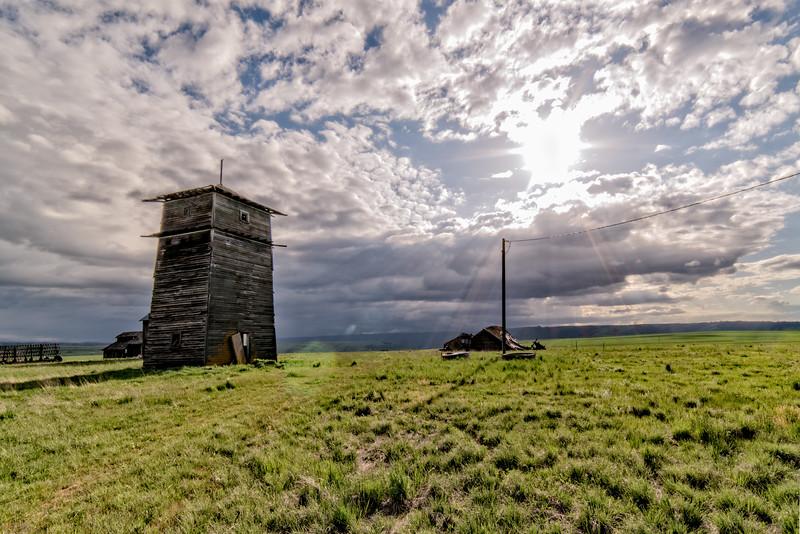 Sun Rays Tower