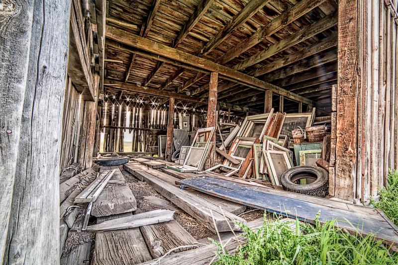 Barn Inside 2