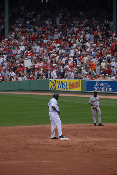 Ortiz On Second