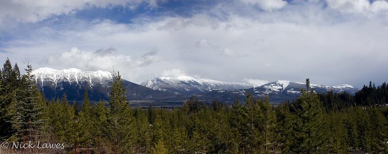 British Columbia Panorama