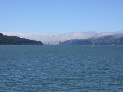 Ferry to San Francisco