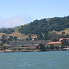 This is a building in Tiburon, which sticks out into the bay