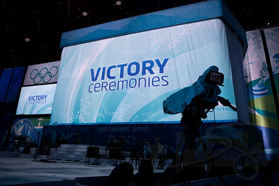 Victory Ceremonies on 2-15-10