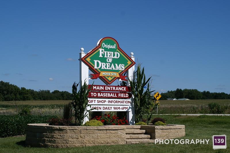 Field of Dreams Road Trip