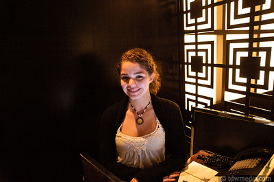 Tango Diva at Fifth Floor Resturant in San Francisco 1-21-09 22