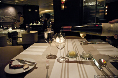Tango Diva at Fifth Floor Resturant in San Francisco 1-21-09 18