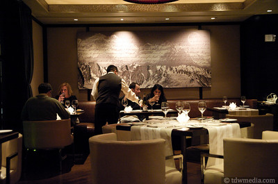 Tango Diva at Fifth Floor Resturant in San Francisco 1-21-09 26