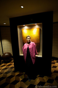 Tango Diva at Fifth Floor Resturant in San Francisco 1-21-09 2
