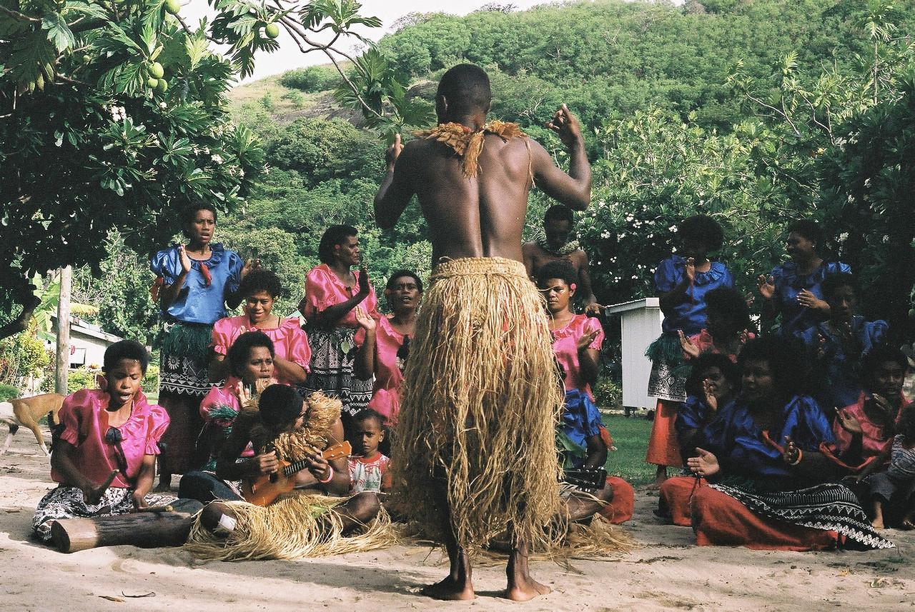 Village dance